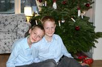 Oscar och Jonas 2008