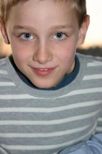 Oscar 8 år
