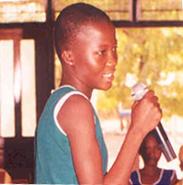 Langa från Ghana