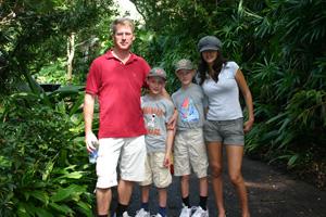 Bush Gardens, Florida