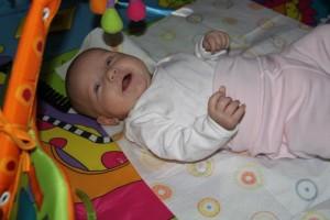 Bebis 2 månader