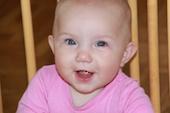 Sophie 7 månader