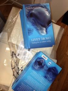 Livet är nu, en bok för ungdomar